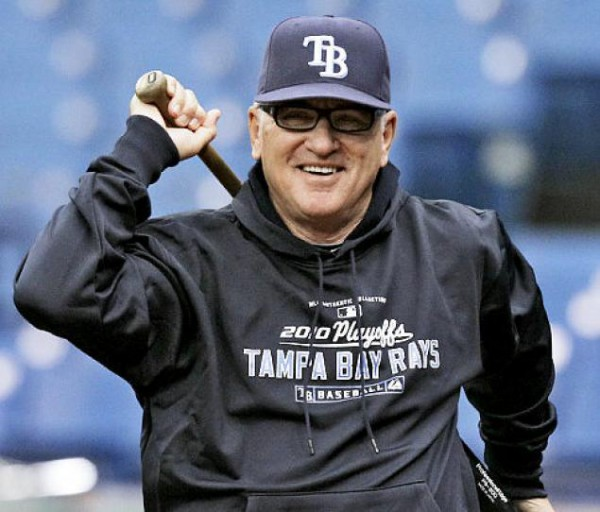 Joe Maddon is set for his new challenge: building the championship-starved Cubs into a winner.