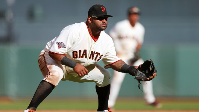 Pablo Sandoval is a very risky target for the Boston Red Sox.