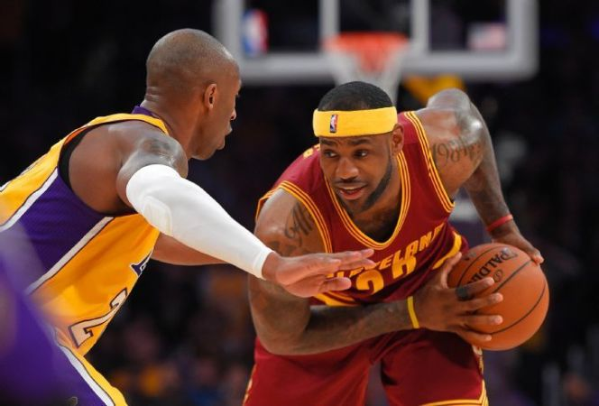 In the cracks of solid performances, LeBron James' play is lackadaisical  and puzzling. (AP Photo/Mark J. Terrill)