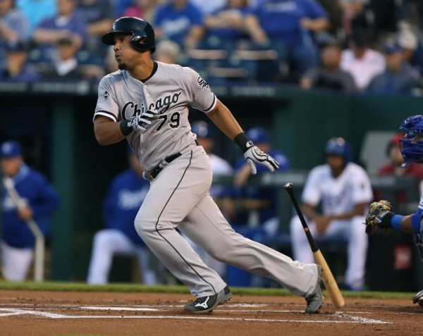 Slugger Jose Abreu looks to build off his monstrous rookie season for a team that welcomes many talented additions.  (Photo by Ed Zurga/Getty Images)