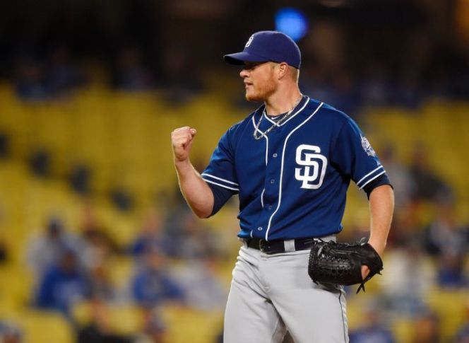 The Padres were already expected to contend, then they added baseball's best closer. Look out, Giants and Dodgers. (AP Photo/Mark J. Terrill)