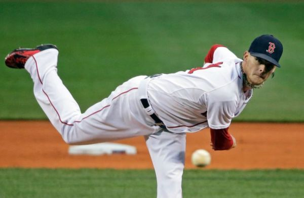 Clay Buchholz has pitched like an ace of late, but can he keep from regressing once more? (AP Photo/Elise Amendola)
