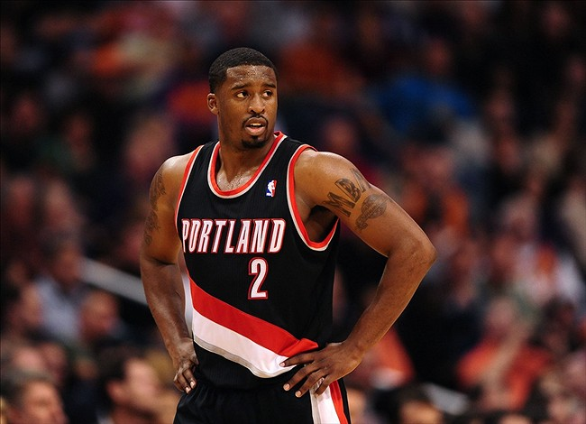 Dallas invested $57 million in Wesley Matthews even though he is coming off a torn Achilles. (Photo credit: Mark J. Rebilas-USA TODAY Sports)
